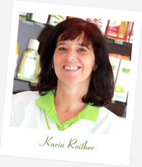 Karin Roither - Apothekenhelferin